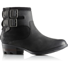 Sorel Lolla Booties Dames, black/kettle